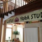 2月のロータスヨガスタジオ、下記のレッスンがお休みになります。