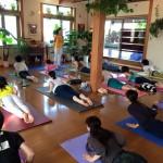 太陽礼拝108回&瞑想レポート