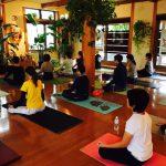 12/31(日)太陽礼拝108回&瞑想~今年最後の心と身体の大掃除~