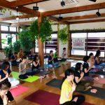 12/31(火)太陽礼拝108回&瞑想~今年最後の心と身体の大掃除~